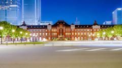 東京駅NIGHT