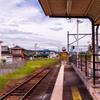 ただの駅の写真