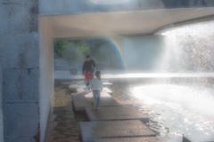虹の通り道