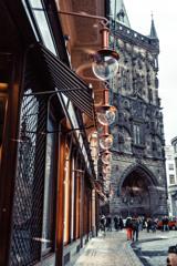 プラハの街並み1