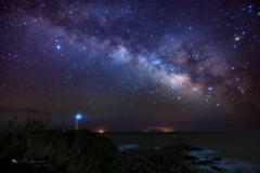 Milky Way(soft filter ver.)