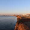 荒川と首都高速中央環状線