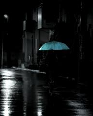 雨はチャンス