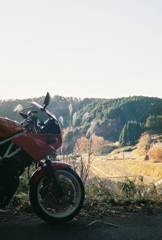 バイクの秋