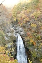 秋保大滝(上から)