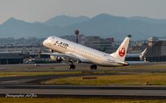 Embraer ERJ-190-100 Take-off