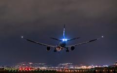 landing posture Ⅴ