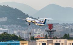 Bombardier DHC-8-402Q Dash 8 Take-off