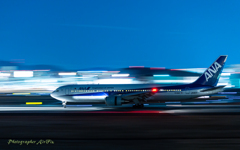 Panning shot earlier this year 26