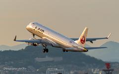JA246J Take-off
