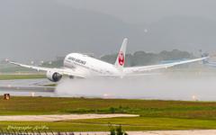 Rainy airport Ⅱ