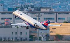 JA11RJ Take-off