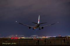 landing posture Ⅲ