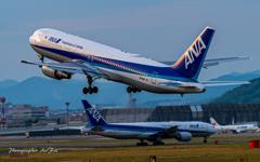 JA606A Take-off