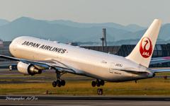 JA615J Take-off