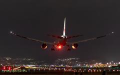 landing posture Ⅳ