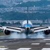Crosswind landing No3