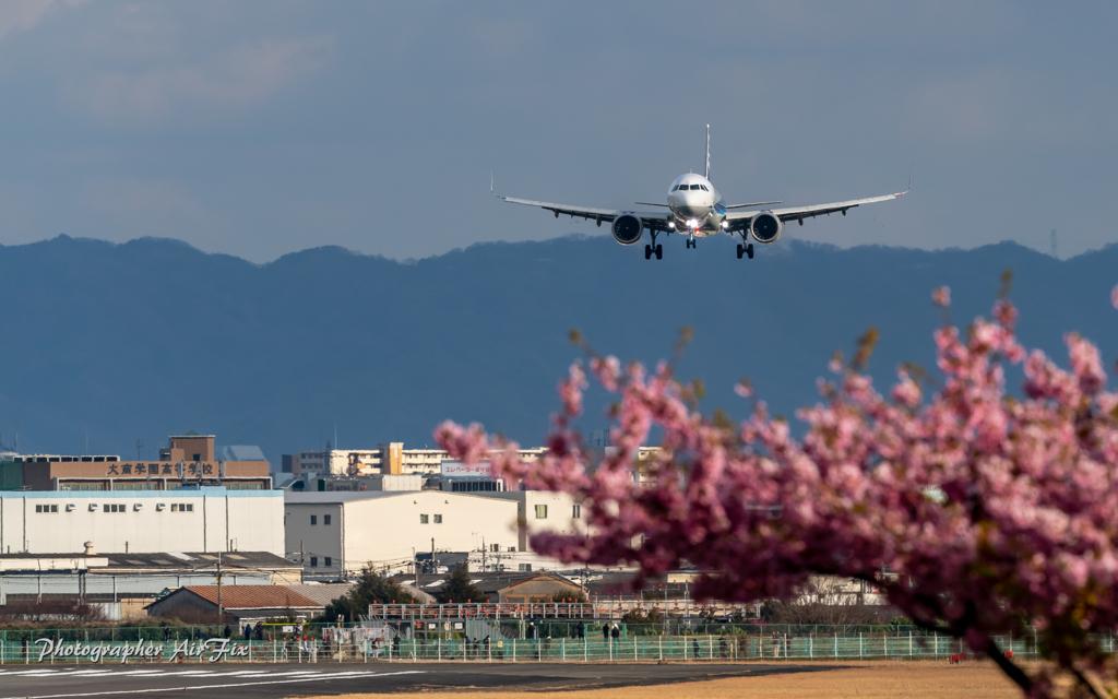 Crosswind landing Ⅲ