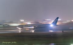 Rainy airport part.Ⅱ-8