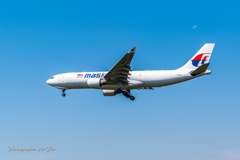 NRT Bラン降り maskargo A330