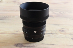 SIGMA 30mm F1.4 DC HSM Art レンズ購入!