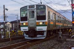国鉄211系