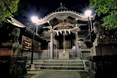 日枝大神社(川崎市川崎区小田)