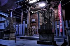 義田稲荷神社(川崎市川崎区四谷上町)