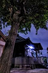 塩浜神明神社(川崎市川崎区塩浜)