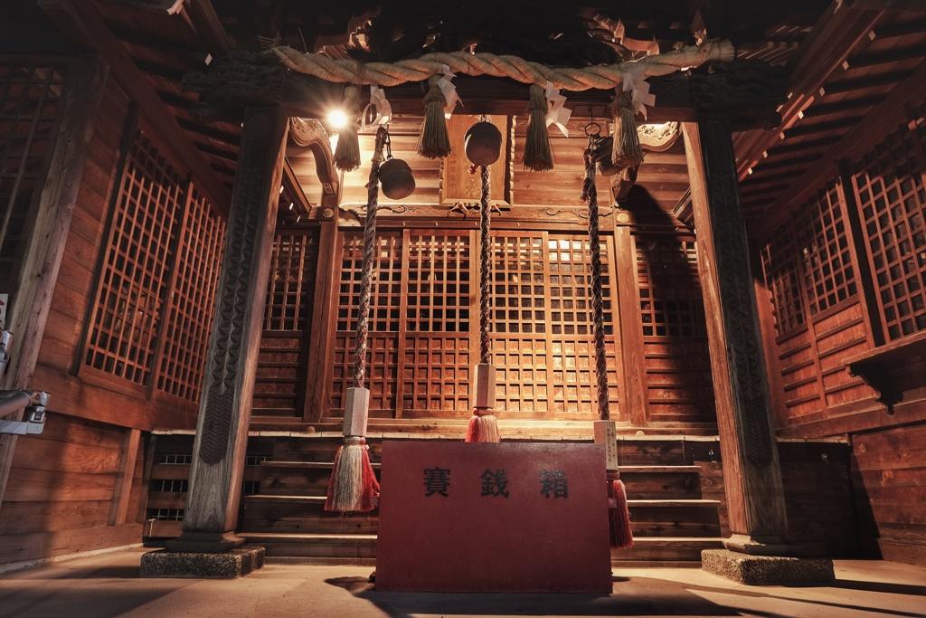 小倉神社(川崎市幸区)