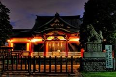 潮田神社(横浜市鶴見区潮田)