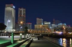 真夜中の横浜
