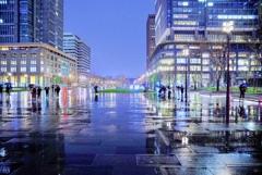 rainy marunouchi