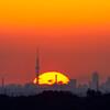 2月7日陽の出Ⅱ