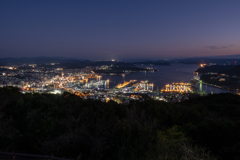 Sasebo Harbor 1