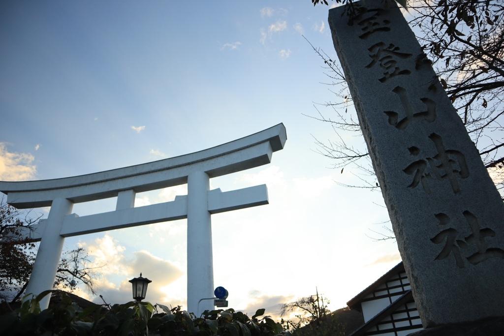 宝登山神社!!