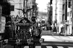 神田祭り ~ 静けさの中で...
