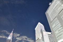 東京にも空はあるよ