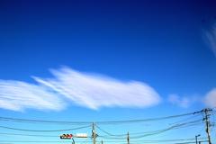 空に絵の具 その1