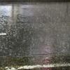 にわか雨の瞬間 その1