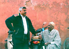 モロッコ マラケシュ旧市街