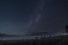 霧の戦場ヶ原
