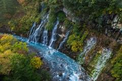 七色の渓谷