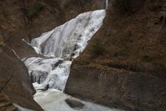 氷瀑!袋田の滝④