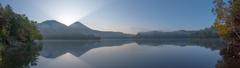 静かな湖畔のパノラマ(デ)ビュー