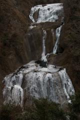 氷瀑!袋田の滝③