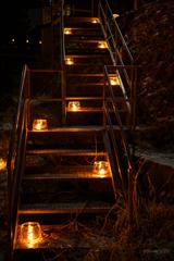 木曽福島 雪灯り その12くらい