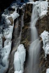 初めての滝撮影3