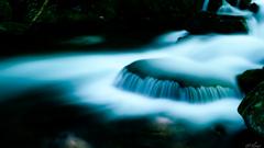 渓流のくつろぎ
