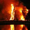 弓削の火祭り2